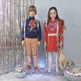 Menu Advert Kids Promo